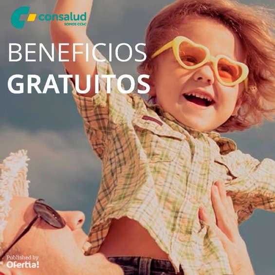 Ofertas de Consalud, Beneficios Gratuitos