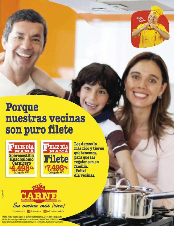 Ofertas de Doña Carne, Filete