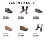 Ofertas de Cardinale, zapatos formales