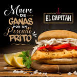 Ofertas de Juan Maestro, Muere de ganas por un pescado frito