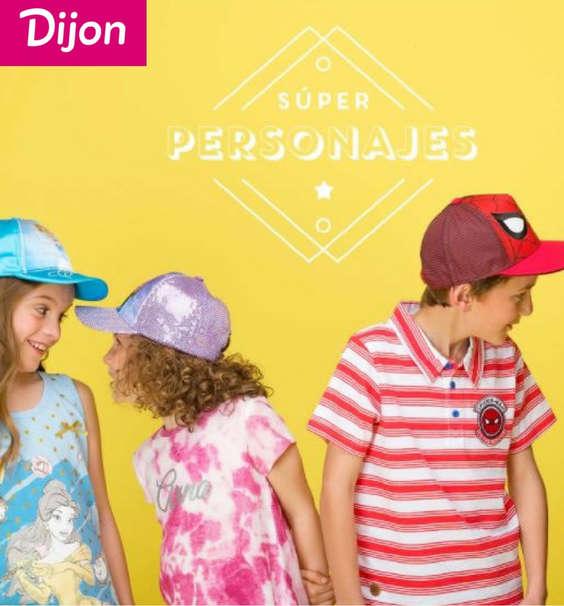 Ofertas de Dijon, Súper Personajes