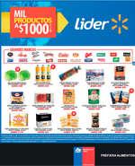 Ofertas de Lider, Mil Productos a $1.000