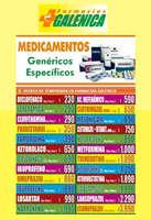 Ofertas de Farmacia Galenica, Medicamentos