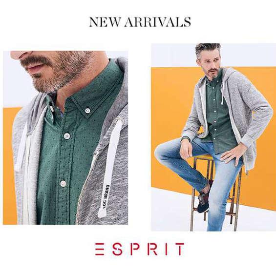 Ofertas de Esprit, new arrivals hombre